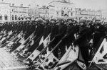 Přehlídka na Rudém náměstí 24.června 1945