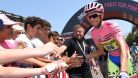 Contador skon�il ve 12. etap� Gira druh� a dr�� pr�b�n� veden�