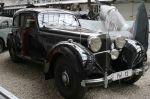Auto, v němž prchal K. H. Frank (květen 1945)