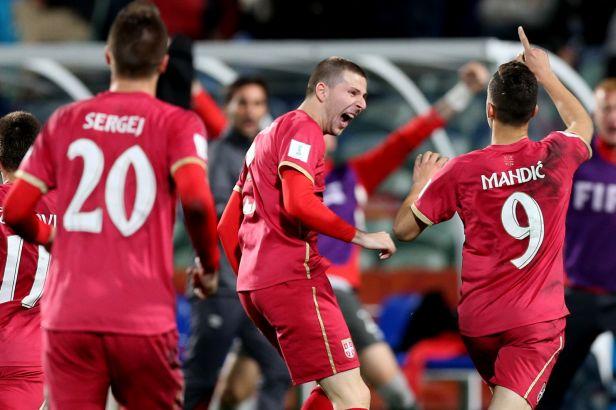 Srbové šokovali Brazílii a vyhráli šampionát dvacítek