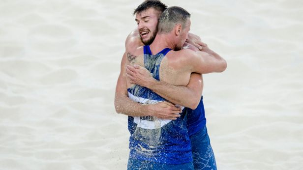Kubala s Hadravou zvládli oba zápasy a jsou už v osmifinále