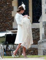 Vévodkyně Kate s dcerou Charlotte