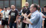 Tomáš Vandas na shromáždění DSSS ve Vyšních Lhotác…
