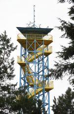 Vyhlídková věž v olomoucké zoo