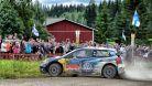 Latvala op�t opanoval Finskou rallye, Prokop dojel sedm�