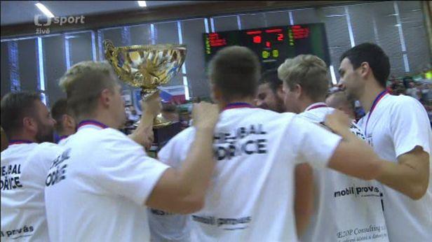 Modřice získaly jedenáctý titul, Čakovice porazily 5:2