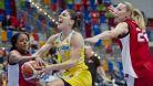 Basketbalistky USK uzavřely základní část ligy bez porážky