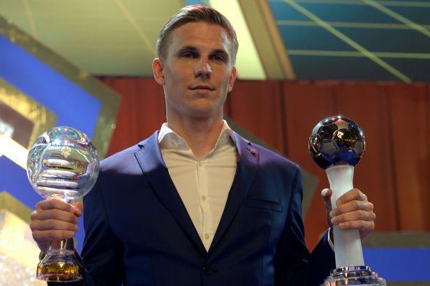 Dočkal individuální ocenění pro Hráče sezony jako náplast za titul nebere