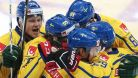 Rusové na úvod domácího Channel One Cupu nezvládli zápas se Švédy