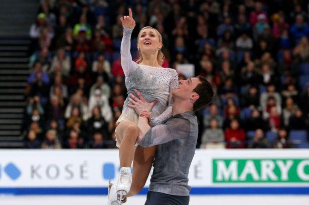Savchenková s Massotem na rok přeruší kariéru. Chtějí si odpočinout