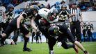 ŽIVĚ: Ostrava Steelers - Prague Black Panthers