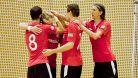 Chrudim vydřela výhru v prvním finále nad Slavií až na penalty