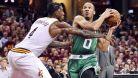 Bradleyho trojka připravila Cleveland o neporazitelnost v letošním play-off