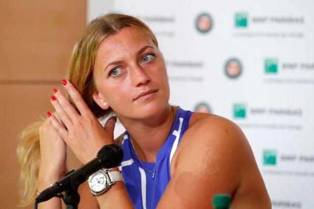 Šílená jízda Kvitové: 11 zápasů během 12 dnů. Z Říma se odhlásila, vyhlíží Roland Garros