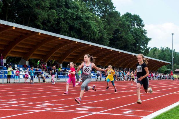 Zahájení Olympiády dětí a mládeže vidělo brněnské Výstaviště