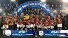 Češi slaví po vítězství nad Mexikem titul mistrů světa
