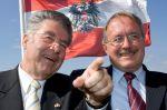 Samuel Schmidt (vpravo) v roce 2005