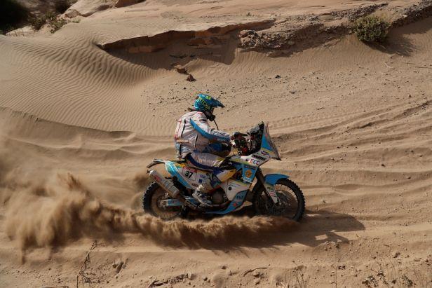 Dakar se pojede pouze v Peru a bude ve znamení písku