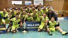 Vítkovický florbal slaví pohárový double, cennou trofej získali muži i ženy
