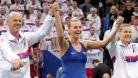 Tenistky porazily Švýcarsko a postoupily do semifinále, třetí bod přidala Kvitová