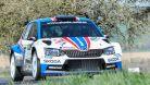 Kopecký popáté vyhrál šumavskou rallye, soupeři mu nestačili