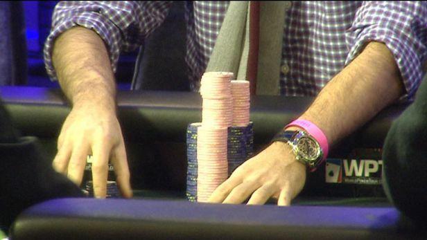 Pra�sk� turnaj World Poker Tour vyhr�l Pol�k Wydrowski