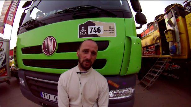 Tomáš Vrátný hodnotí Rallye Dakar