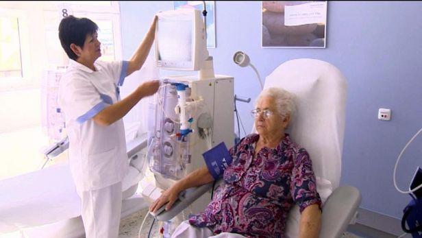 Kada�sk� nemocnice otev�ela nov� dialyza�n� st�edisko