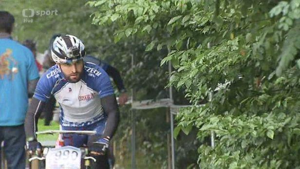 Biker Laciga p�ekvapil na orienta�n�m MS osm�m m�stem ve sprintu