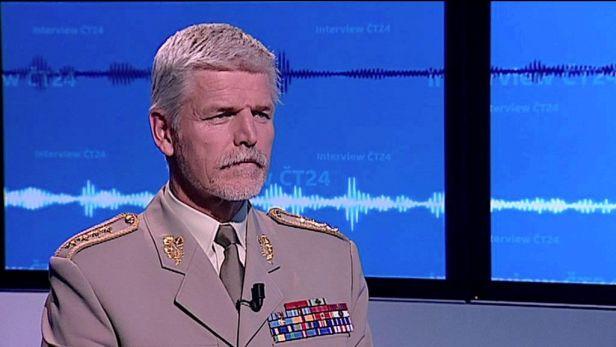 Petr Pavel: Nikdo v NATO nepochybuje, �e je Rusko p��m�m ��astn�kem ukrajinsk�ho konfliktu