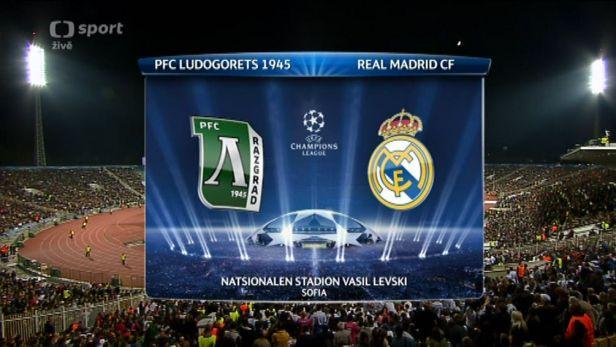 Sest�ih utk�n� Razgrad - Real Madrid