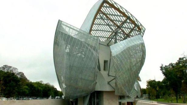 Frank Gehry navrhl v Pa��i nov� muzeum pro Luis Vuitton