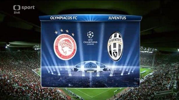 Sest�ih utk�n� Olympiakos - Juventus