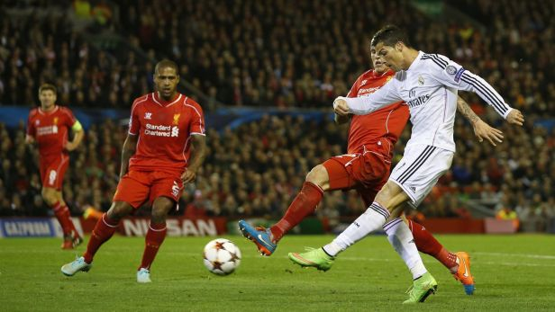 Sest�ih utk�n� Liverpool - Real Madrid