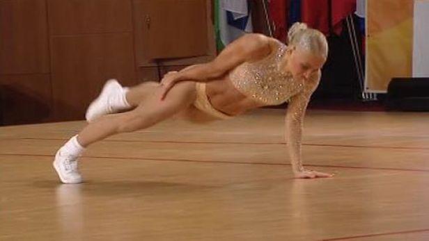 Prahu �ek� fin�le MS ve sportovn�m aerobiku, �e�ky maj� �anci na medaili