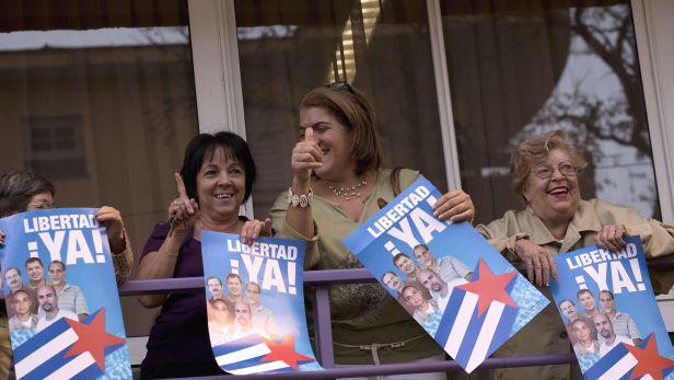 Normalizace vztah� s Kubou? Ameri�an� jsou vesm�s pro