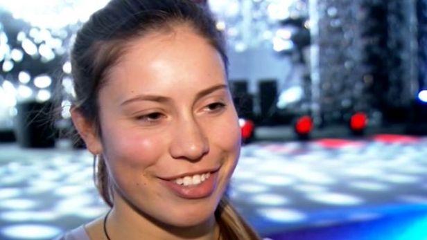 Eva Samkov� favoritkou ankety Sportovec roku