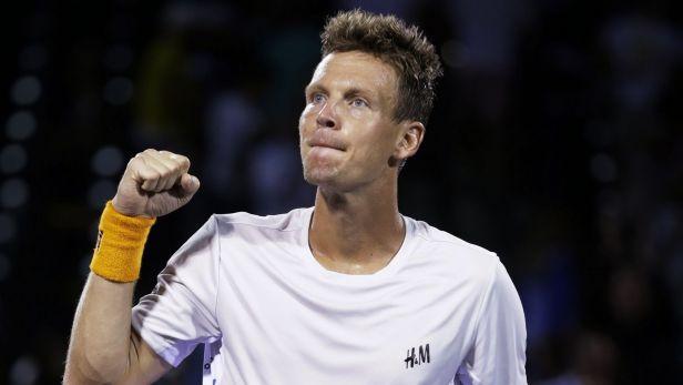�IV�: Berdych na��n� Roland Garros s Ni�iokou
