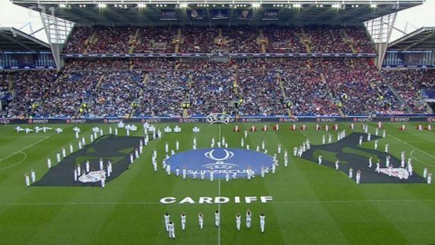 I v Cardiffu se odehrálo finále Ligy mistrů