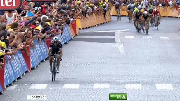 Z�v�r 4. etapy Tour de France