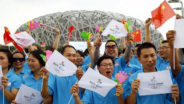Peking uspo��d� zimn� olympijsk� hry v roce 2022