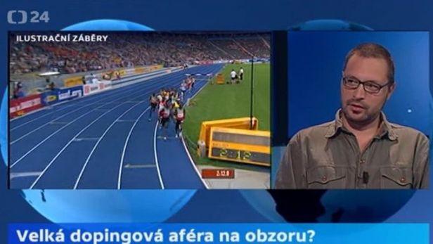 Nenad�l: �ek� n�s zm�na paradigmatu v p��stupu k dopingu