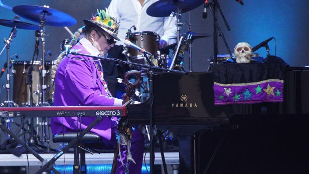 Dr. John vyt�hl z klobouku jazz, rock i blues
