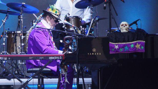 Dr. John vyt�hl z klobouku jazz, rock i blues