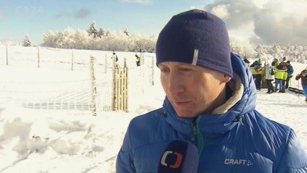 Mladé talenty na olympiádě dětí a mládeže vyhlížel i Lukáš Bauer
