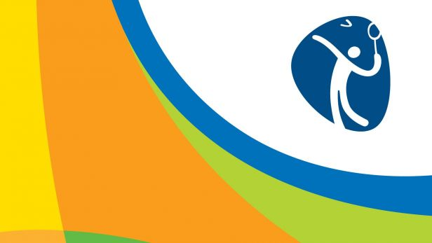 Záznam badmintonu: finále, o 3. místo (M)