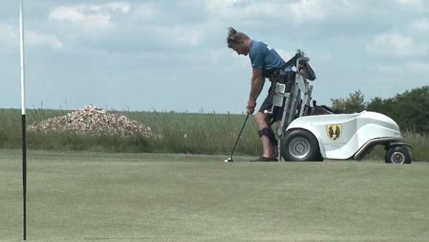 Evropská špička handi golfu se sešla v Mstěticích, bankry jsou problém