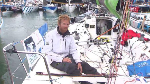 Jachtař Koláček v závodu La Solitaire skončil jedenáctý
