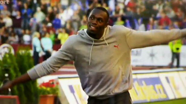 Momenty Zlaté tretry: Bolt kraloval v Ostravě osmkrát