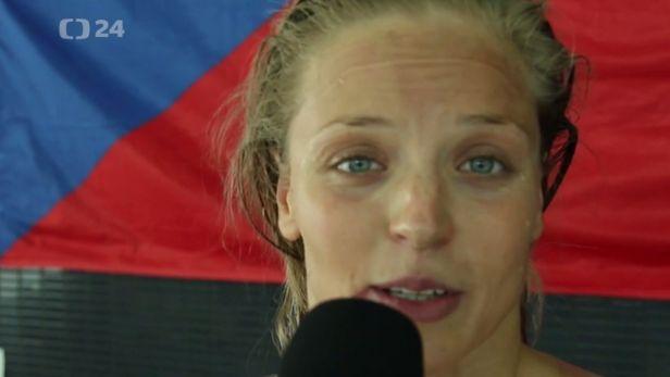 Baumrtová postoupila na šampionát v Budapešti do semifinále